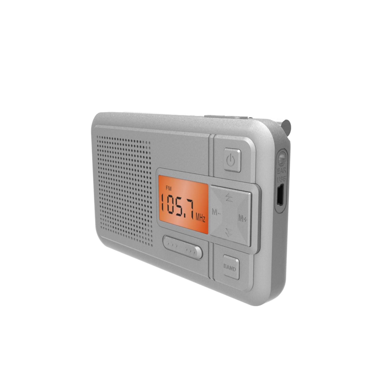 Multi-Band Packet High-Sensitivity Digital Radio