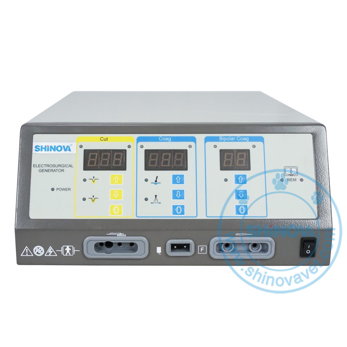 Veterinary Five Output Modes Electrosurgical Unit (EU-300)