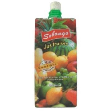 Liquid Spout Packing Bag