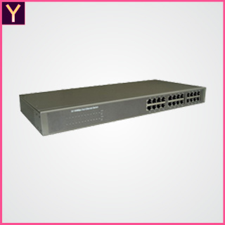 Giga  Ethernet on Gigabit Ethernet Switch   China Gigabit Ethernet Switch 24 10 100m And