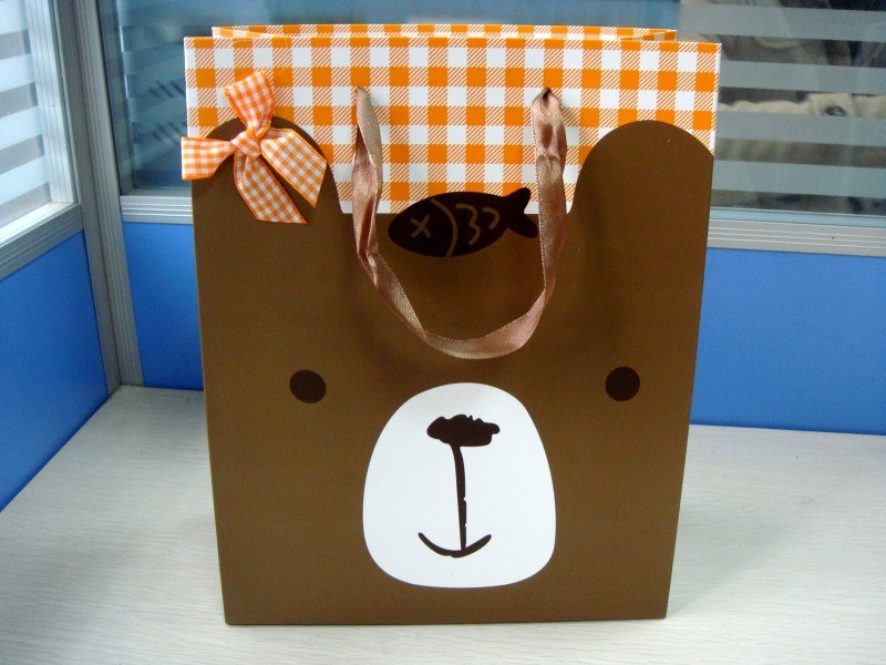 Lovely Paper Shopping Bag