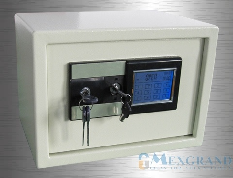 Touchable Screen LCD Safe (MG-TCD250-1)