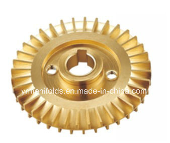 Brass Bronze Impeller for Water Pump
