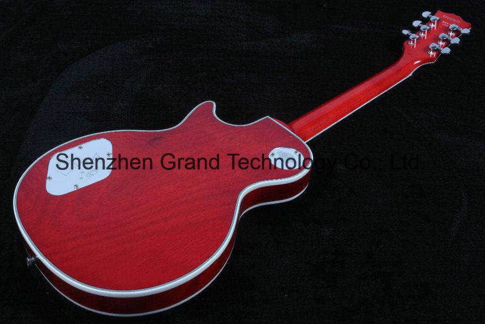 Vintage Cherry Sunburst Lp Style Electric Guitar (GLP-59)
