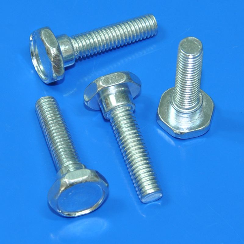 Bolt On Steps For Forklifts : China hexagon step bolt with