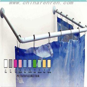 Ushape Shower Curtain Pole