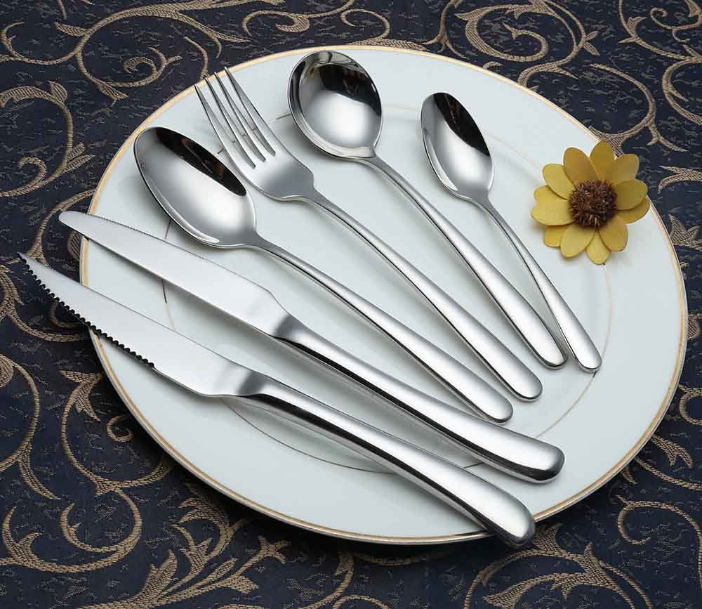 304 /18-10 Mirror Polished Stainless Steel Cutlery for Tableware (C032)