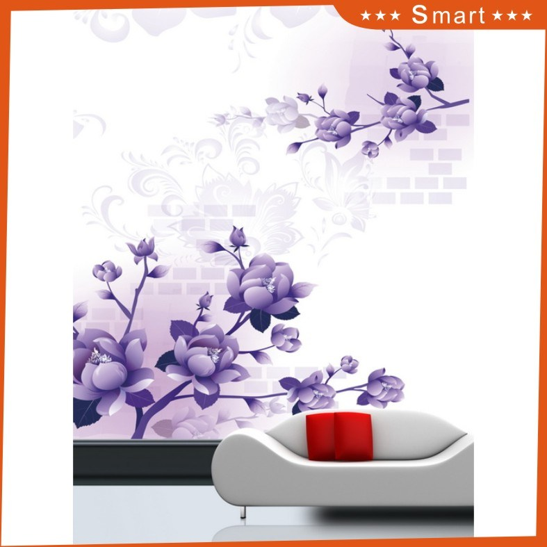 Hot Sales Customized Flower Design 3D Oil Painting for Home Decoration (Model No.: HX-5-040)