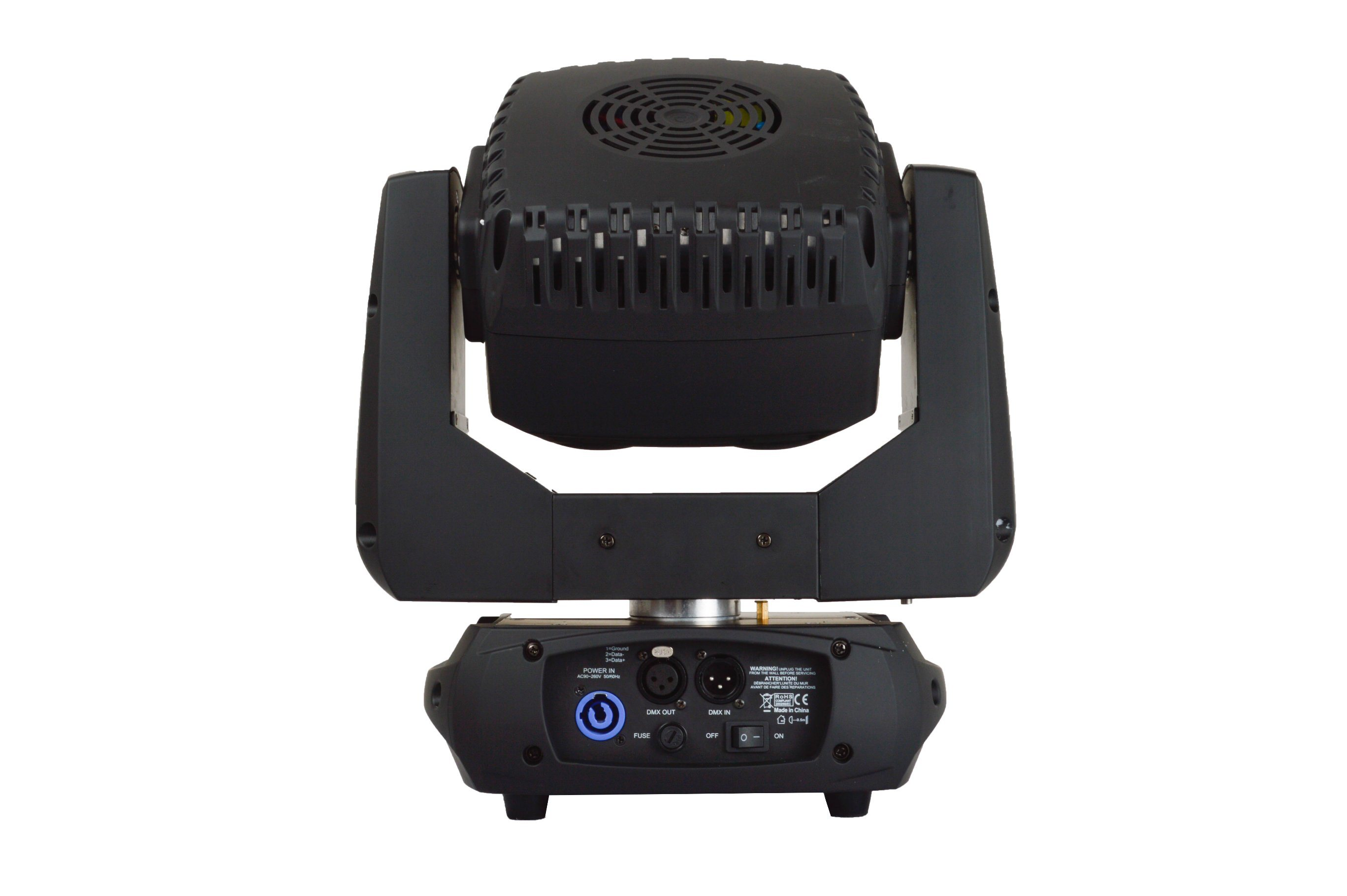 Professional 4*60W LED Moving Head Wash Stage Lights