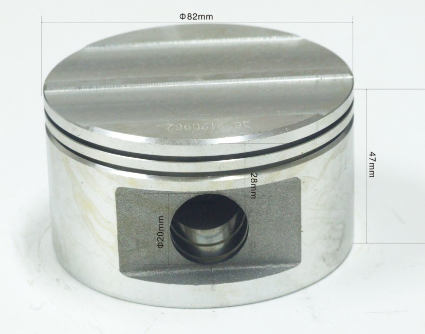 Bitzer Semi Hermetic Compressor Piston Kit