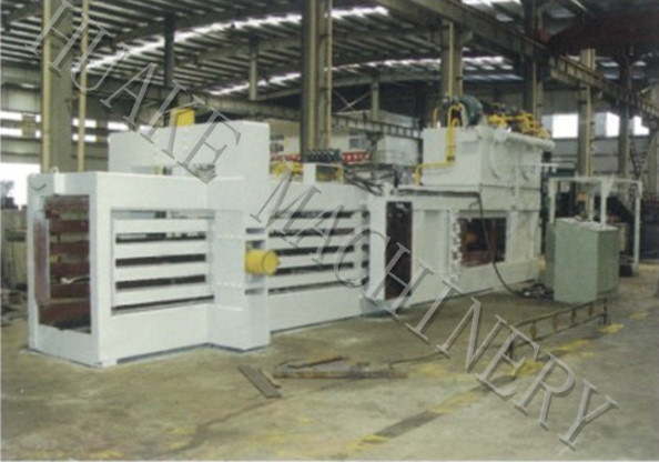 Hpa Series Full Automatic Horizontal Balers (HPA-80)