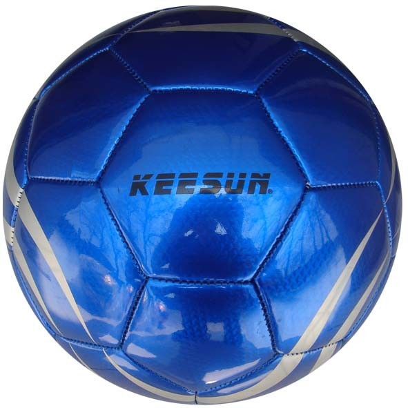 Machine Stitched with 32 Panels Laser PVC Football/Soccer Ball (SM5160)