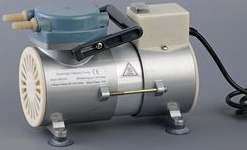Diaphragm Vacuum Pump Double Function