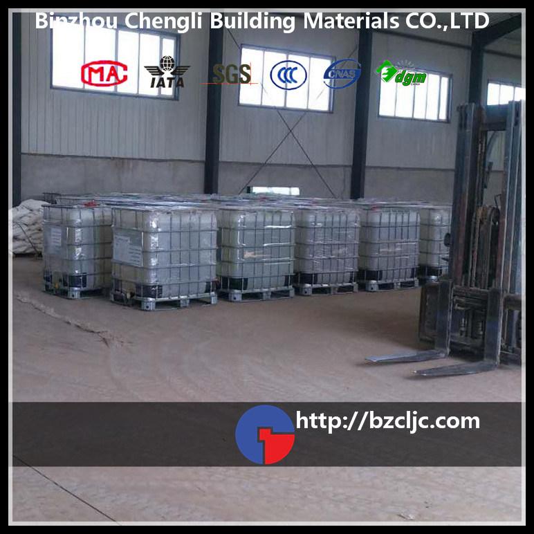 Better Construction Chemicals Concrete Admixture 50% Solid Content