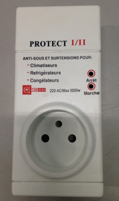 One-Way Electrical Protection in France Style