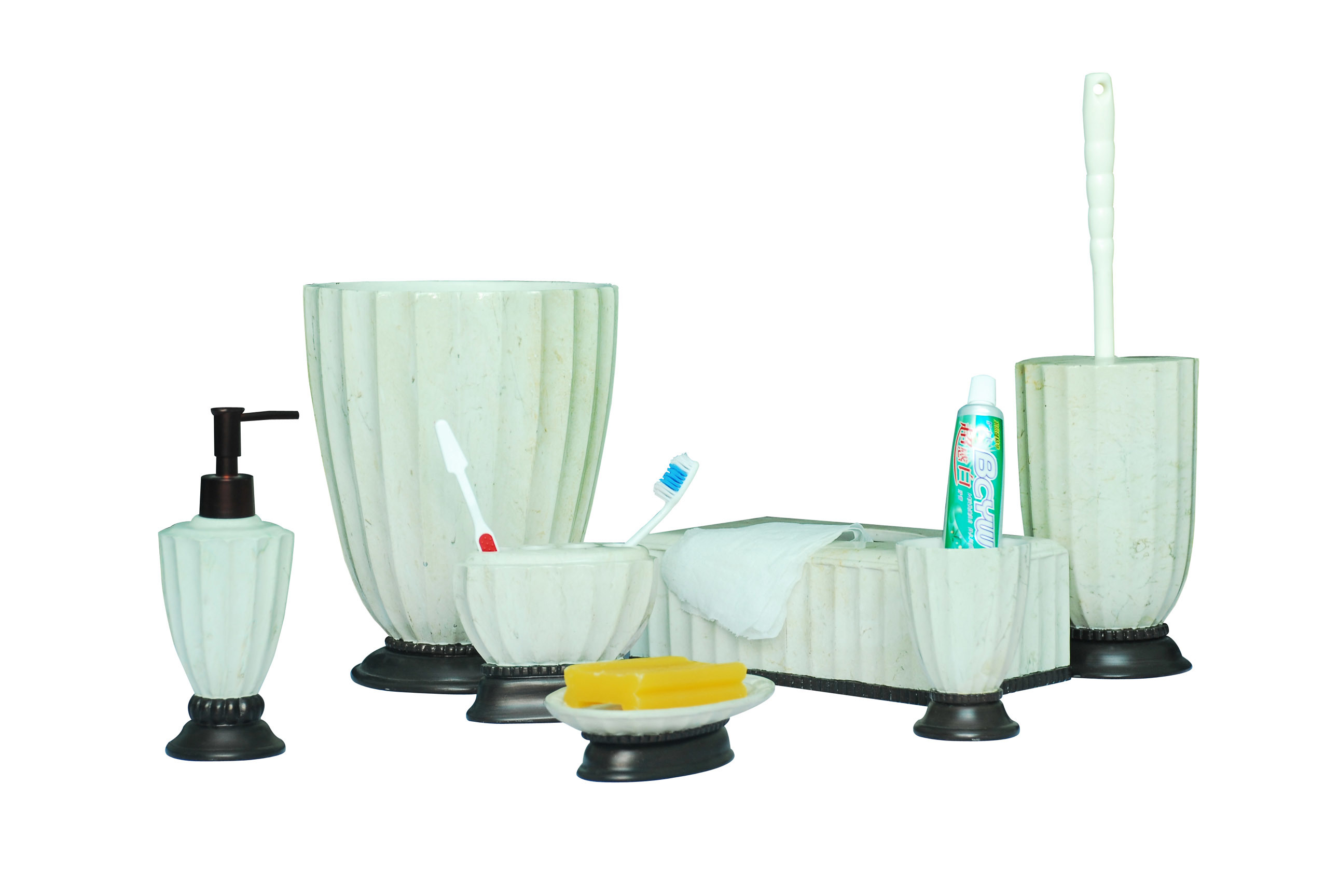 Set CX080256 China Bathroom Accessory Set Bathroom Accessory Sets