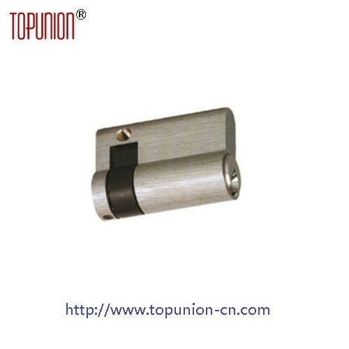High Security En1303 Solid Brass Double Opening Bathroom Lock Cylinder