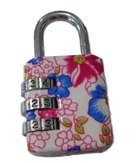Htp/Wtp Combination Padlock (1601B) Travel Luggage Bag Code Padlock