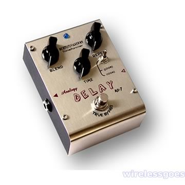 china biyang analog delay effect pedal ad 7 china guitar effect effect pedal. Black Bedroom Furniture Sets. Home Design Ideas