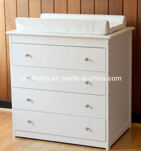 china baby change table with 4 drawers china baby change table change table. Black Bedroom Furniture Sets. Home Design Ideas