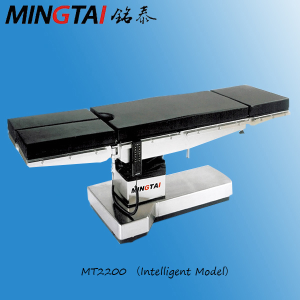 Mt2200 Electrical Hydraulic Operating Table with Ce&ISO
