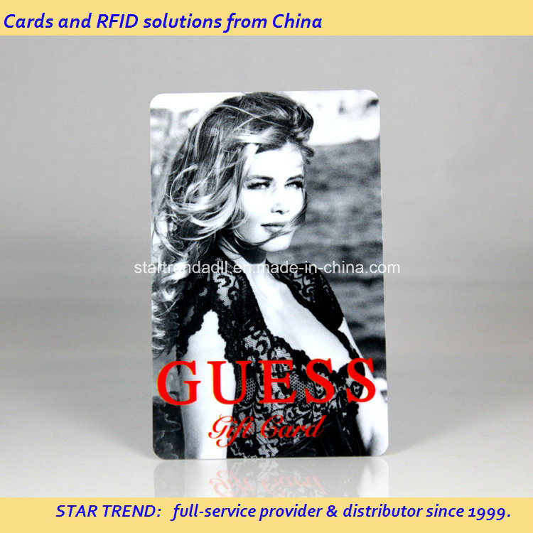 Gym Card Club Card Hair Salon Card with Magnetic Strip