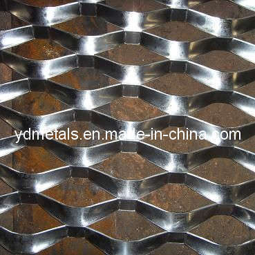 Factory Decorative Aluminum Expanded Metal