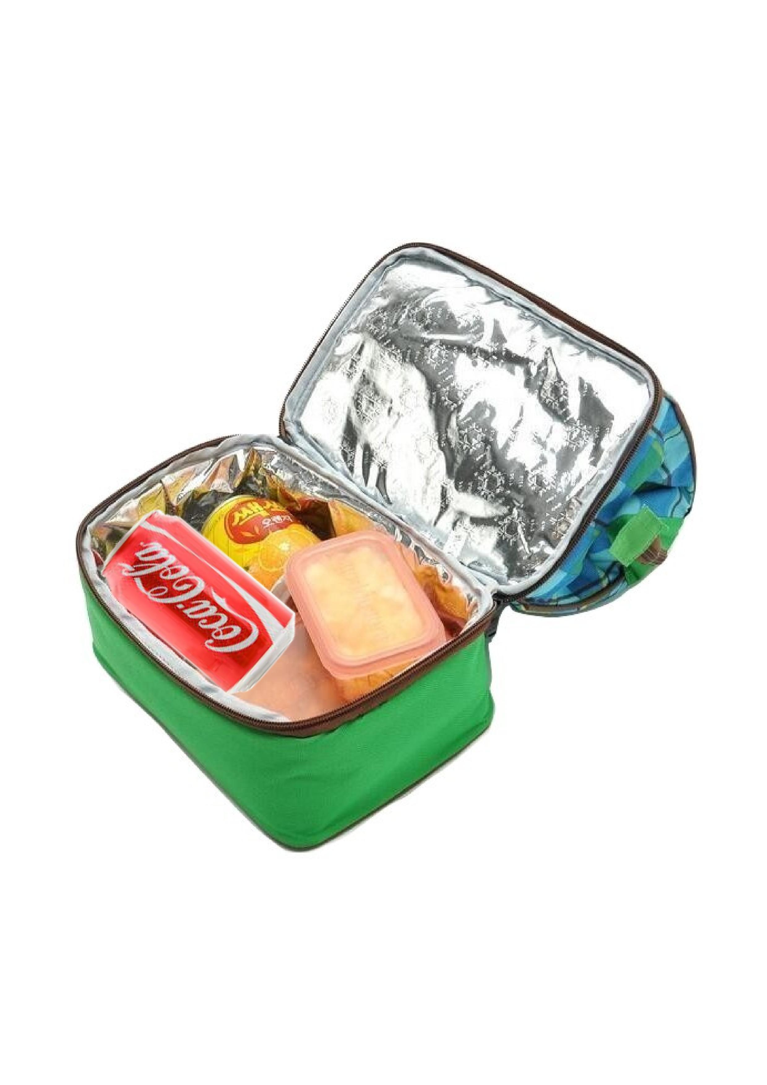 Insulated Meal Bag Prepared Food Cooler Bag
