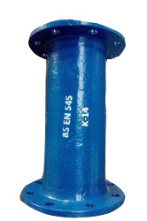 BS En545 Ductile Iron Pipe Double Flanged Pipe Dn600mm