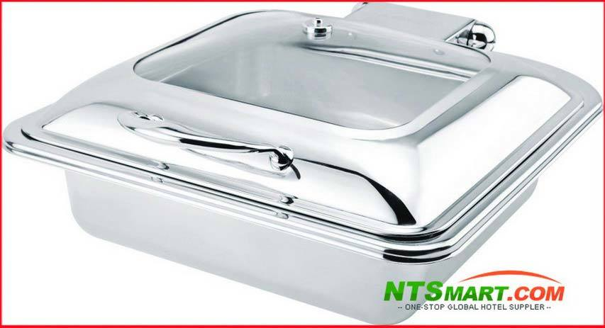 Stainless Steel Chafing Dish Food Warmer for Restarurant Hotel