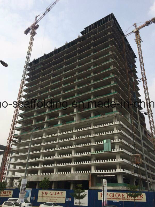 Concrete Construction Steel Formwork with Early Stripping
