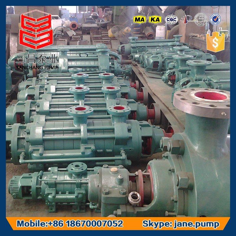 High Pressure Paper Industrial Processing Self -Priming Pump