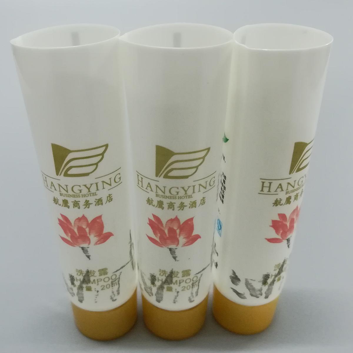 Pbl Tubes for Shampoo Plastic Tubes