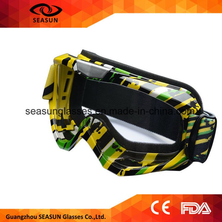 Stylish Racing Motocross Goggles Professional Manufacturer Racing Motocross Goggles Custom Logo