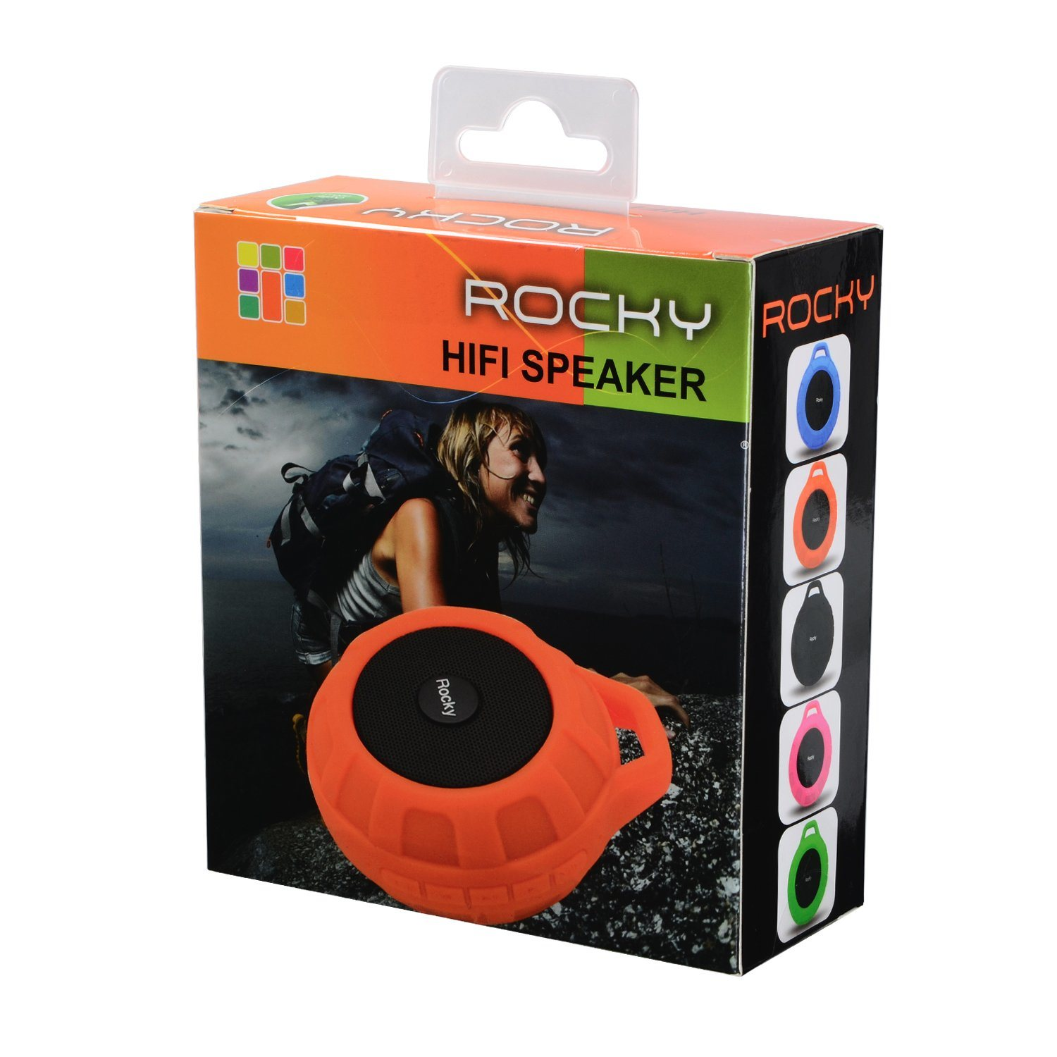2017 Newest Waterproof Outdoor Sport Bluetooth Speaker (OITA-2004)