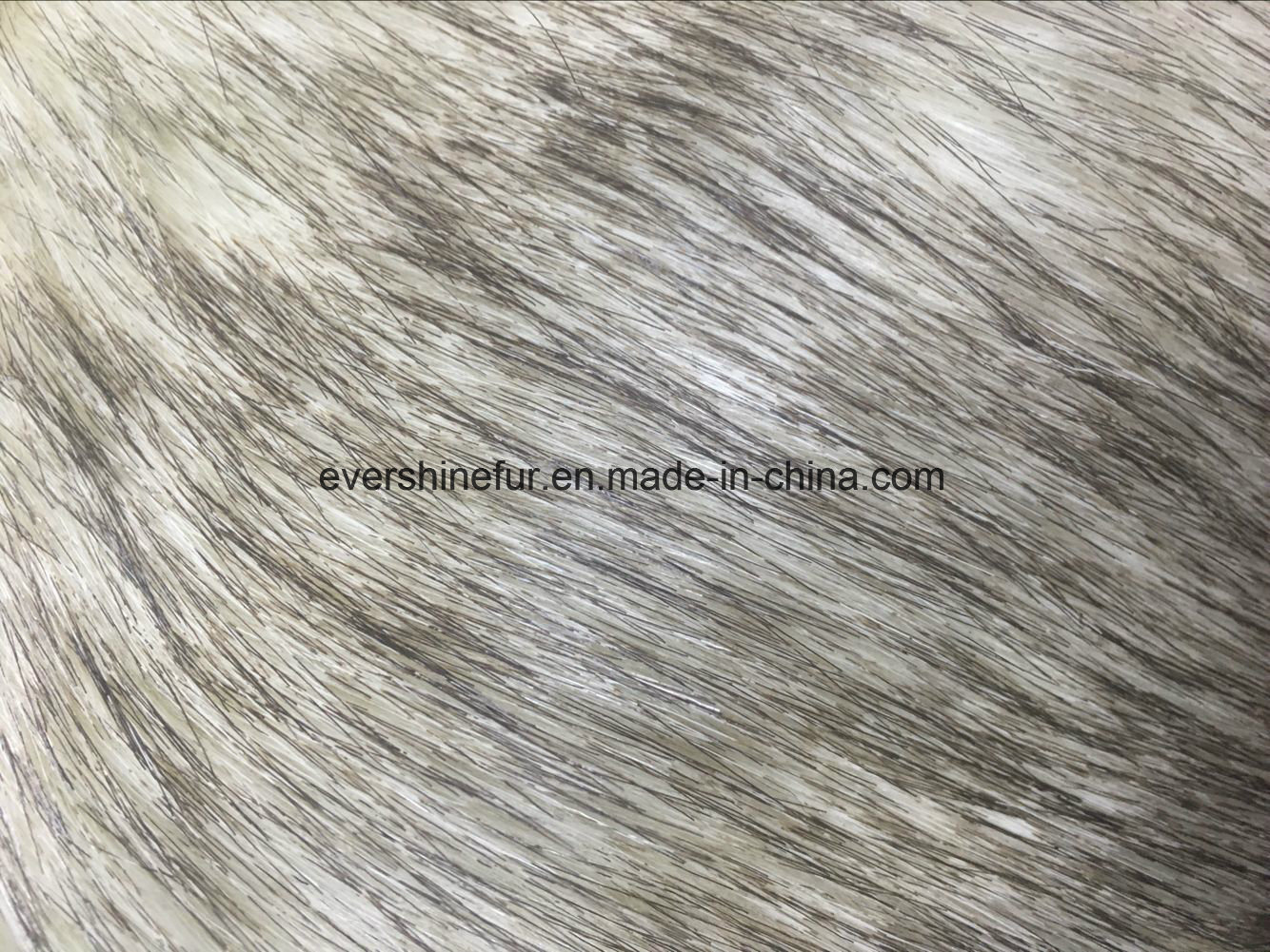 Hot High Pile Artificial Fur Fabric for Garment/Toy
