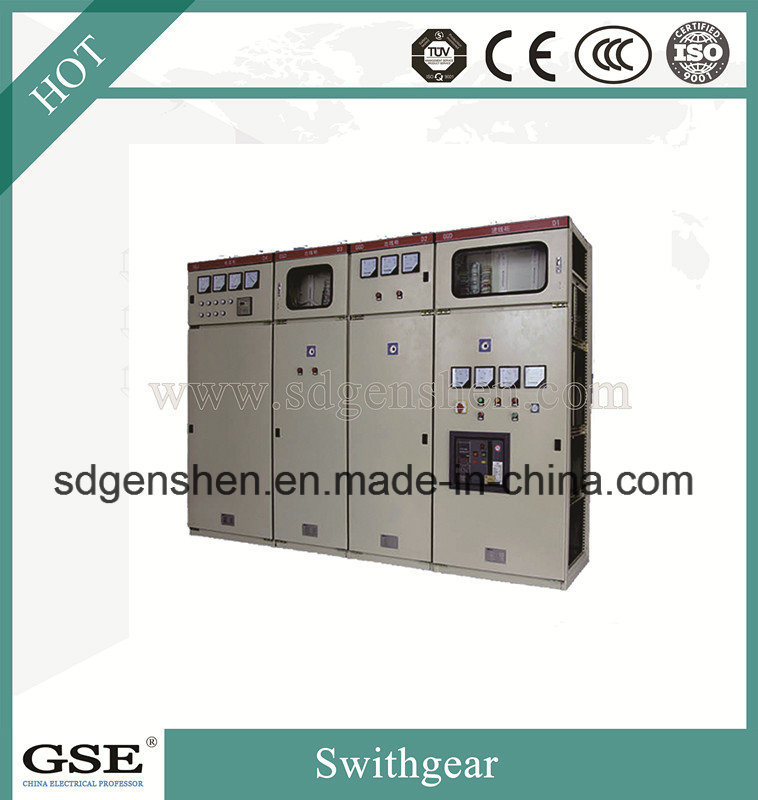 Ggd C 50Hz 380V 3150A Indoor AC Low Voltage Power Distribution Cabinet/Extraction Switchgear