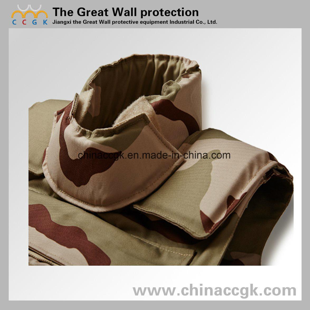 Desert Camouflage Full Protection Bulletproof Vest