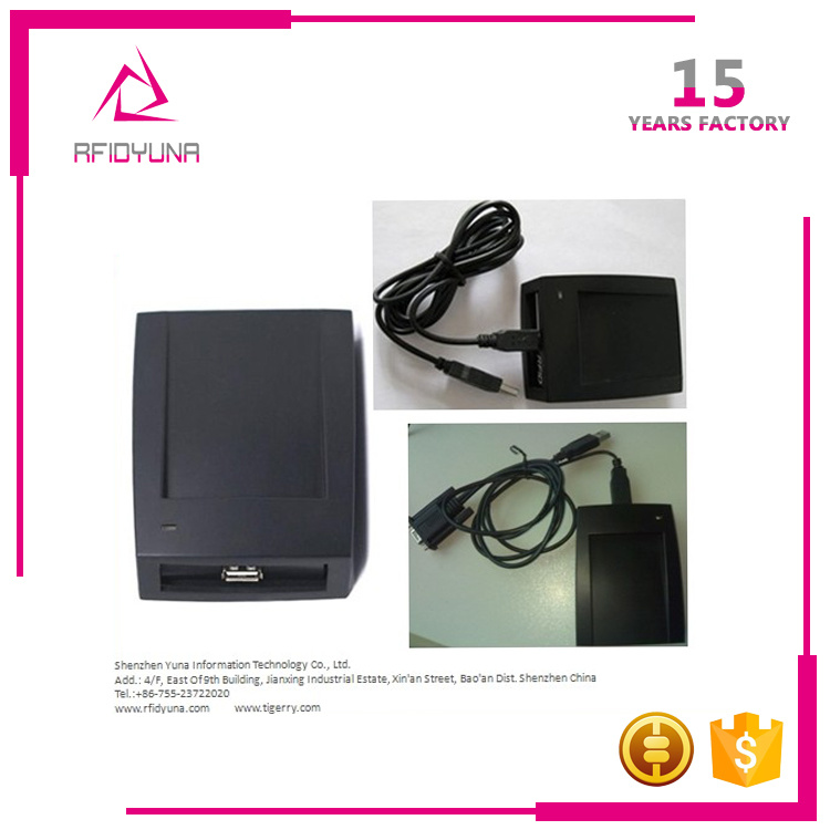 USB Plug and Play 13.56MHz Contactless RFID Card Reader