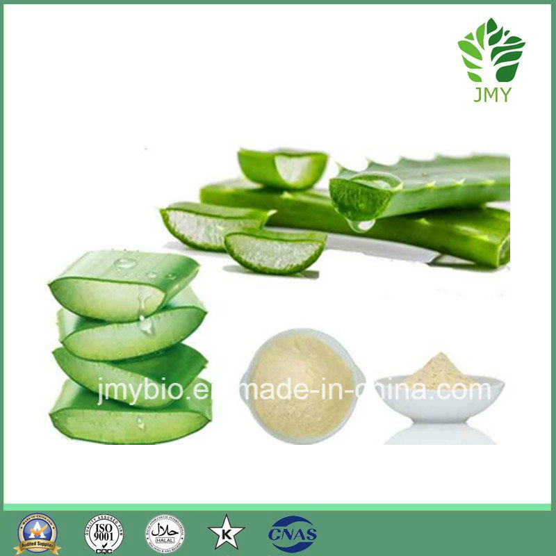 Factory Supply Natural Anti-Aging Aloe Vera Powder Aloin a+B 20%-98%