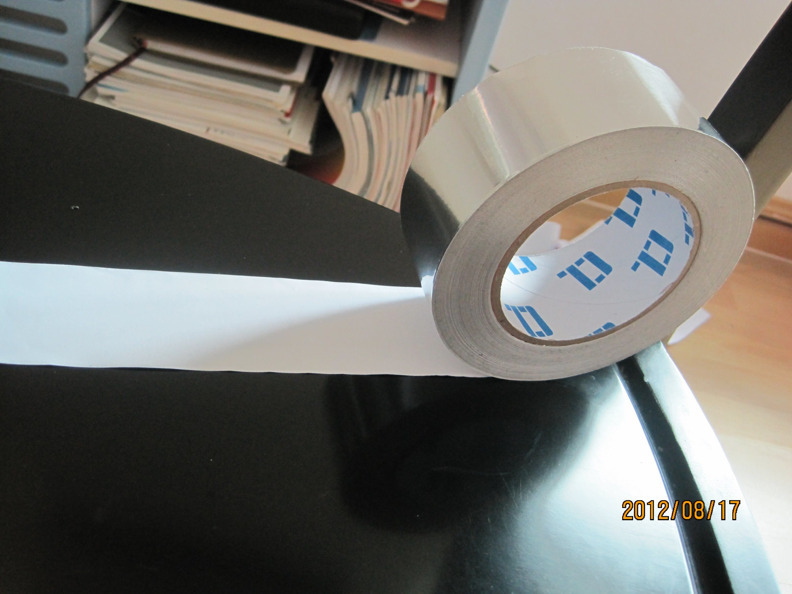 Aluminium Tape (50mm(W)*30u(T)*50m(L) per roll)