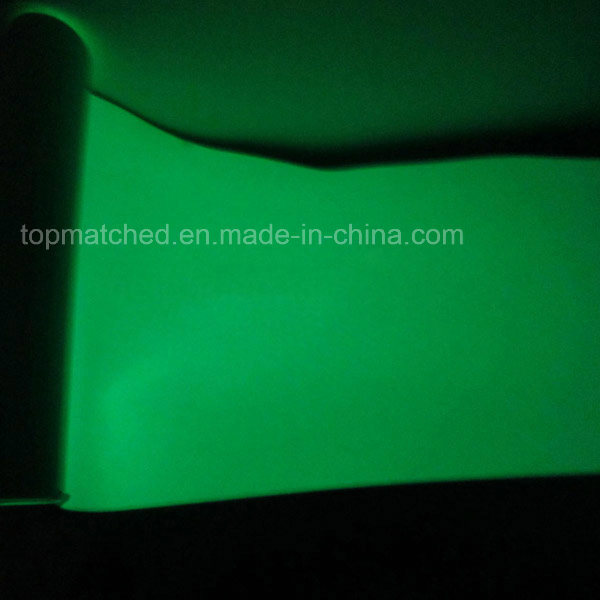 Grow Light Reflector/Glowing Reflective PU Leather with Non-Woven Backing