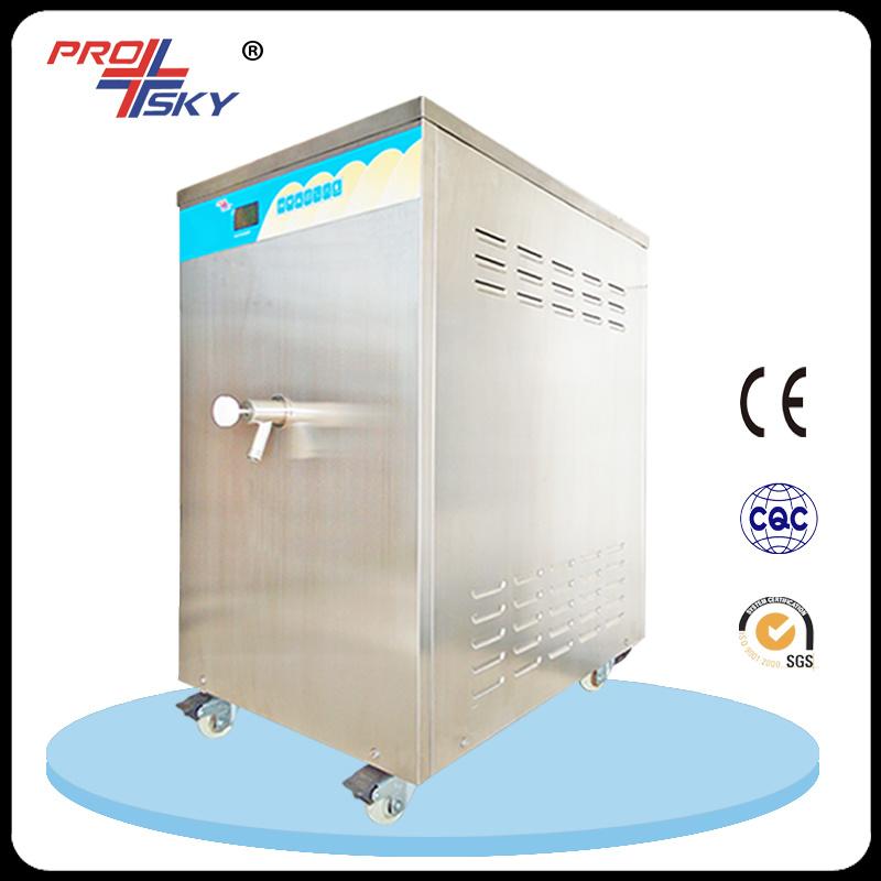 Milk Pasteurizer Processing Plant