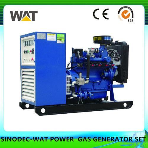 150kw Cummins Biomass Gas Generator Sets From China