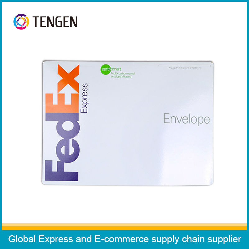 Cardboard Envelope with Customized Design Printing
