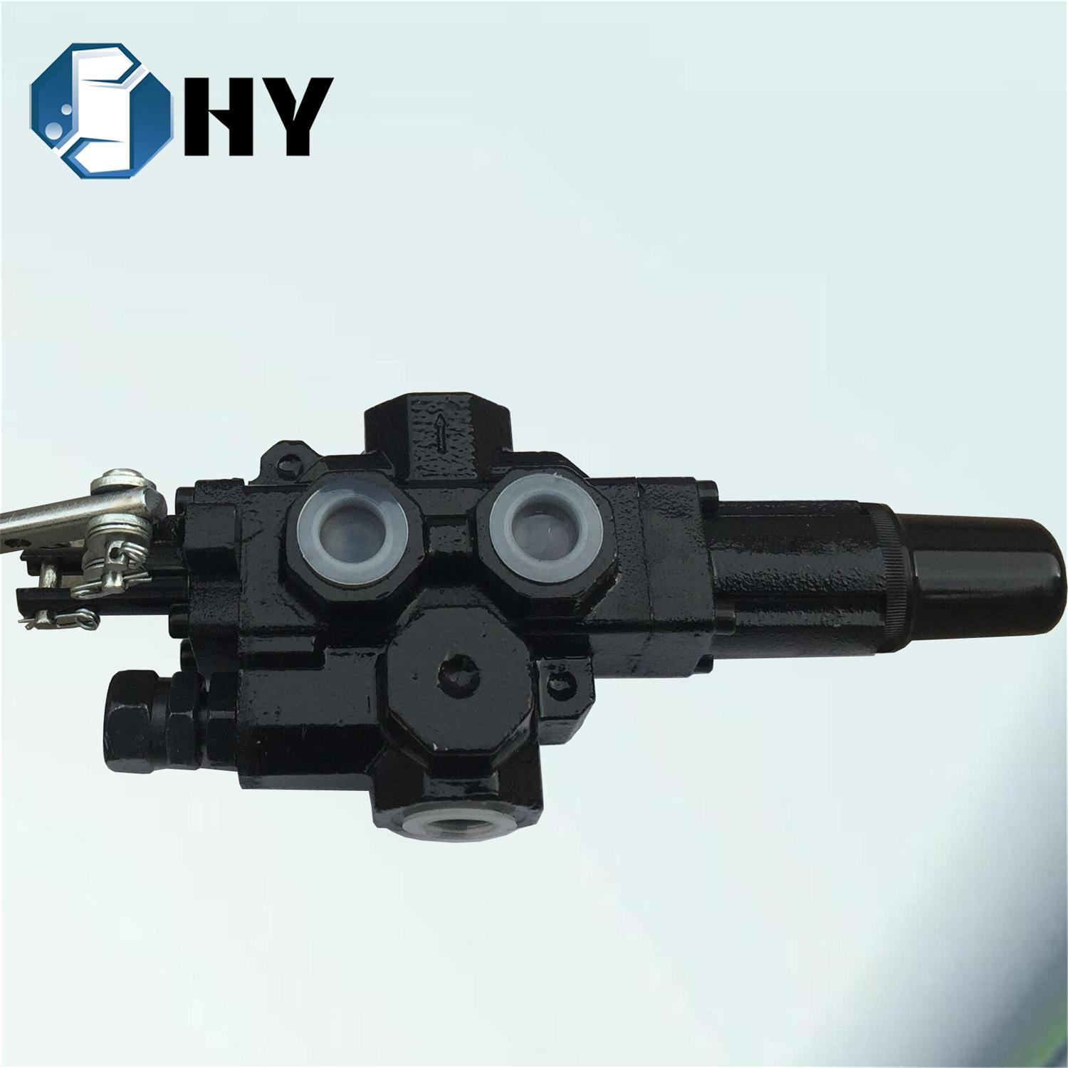 1 Spool Manual Control Valve for North America Splitting Machine
