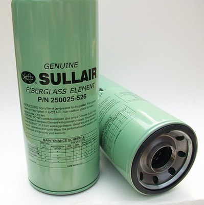 250025 525 Replacement Element Sullair Compressor Part