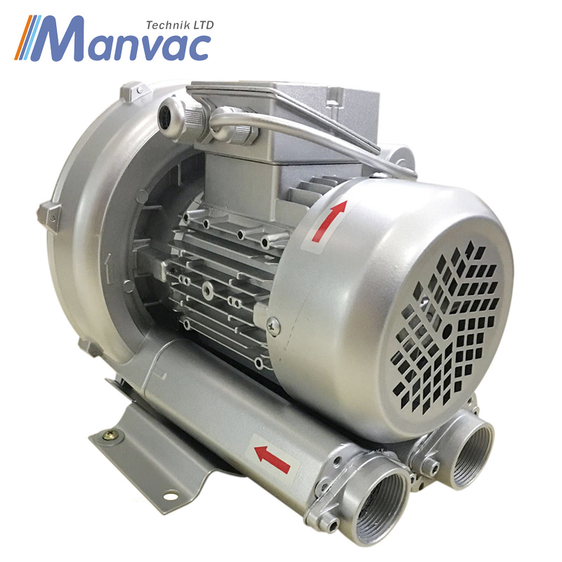 Micro 0.37kw Electric Air Blower for Material Handling