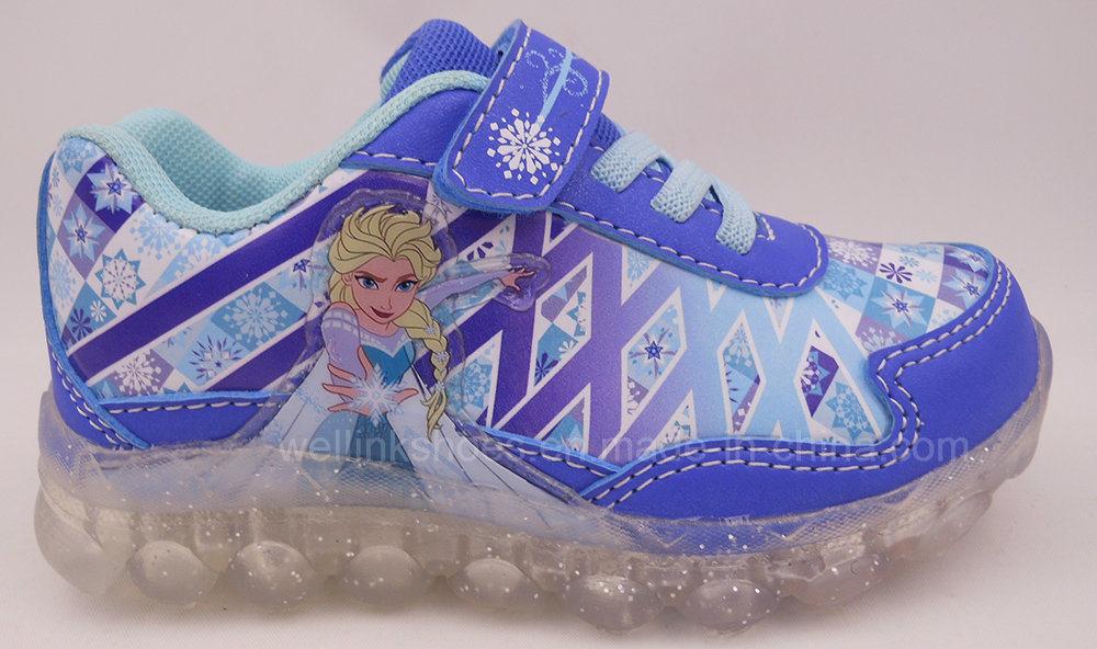 Frozen Light Sports Shoe for Girls