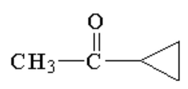 Chemical Intermediate Cyclopropyl Methyl Ketone with CAS 765-43-5